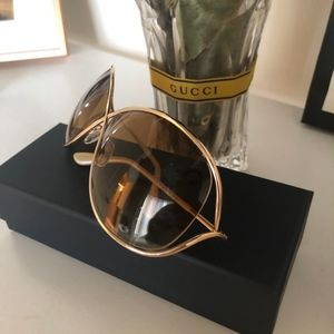 Tom Ford Accessories - **AUTHENTIC** TOM FORD MIRANDA SUNGLASSES